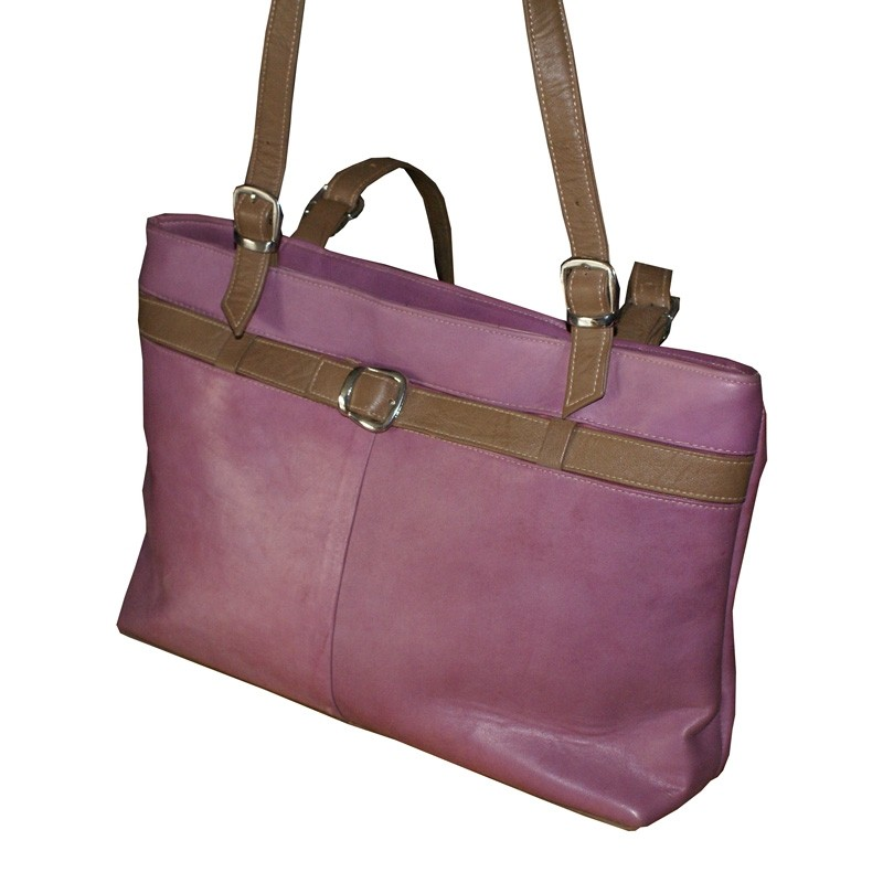 HMB-2007A FREE SHIPPING LEATHER SHOULDER BAG