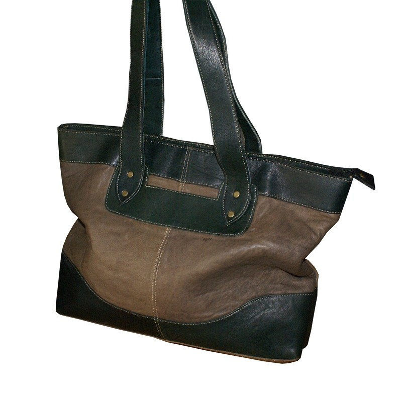 HMB-2008A FREE SHIPPING LEATHER SHOULDER BAG