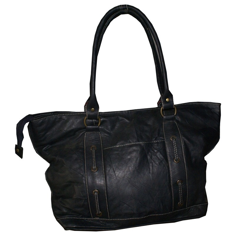 HMB-2011A FREE SHIPPING LEATHER SHOULDER BAG