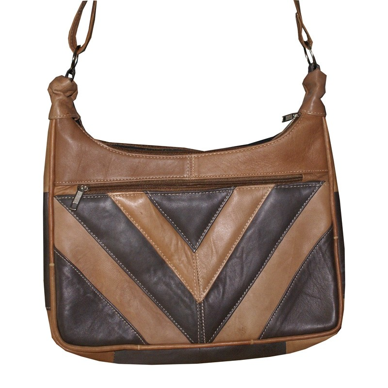 HMB-2013A FREE SHIPPING LEATHER SHOULDER BAG