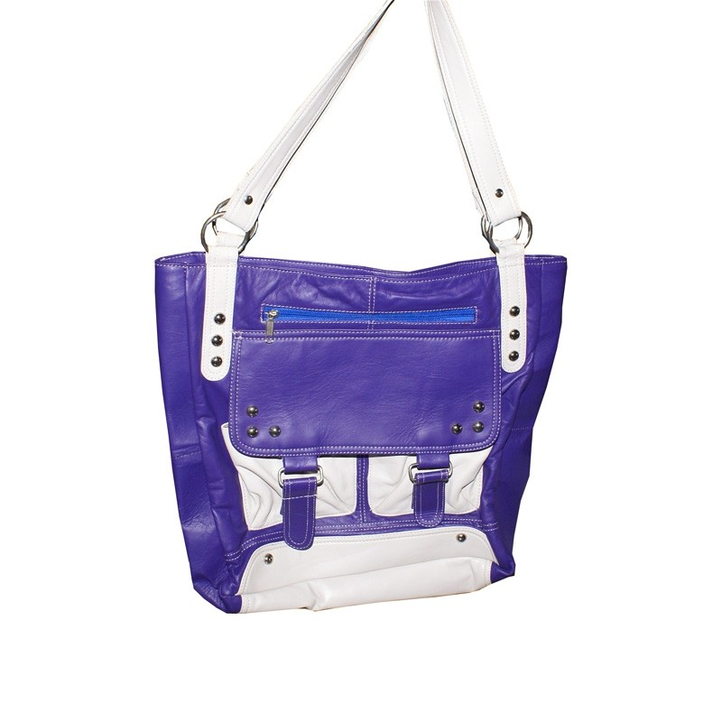 HMB-2020A FREE SHIPPING LEATHER SHOULDER BAG