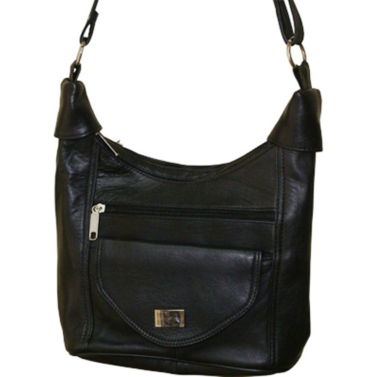 HMB-2101A FREE SHIPPING LEATHER SHOULDER BAG