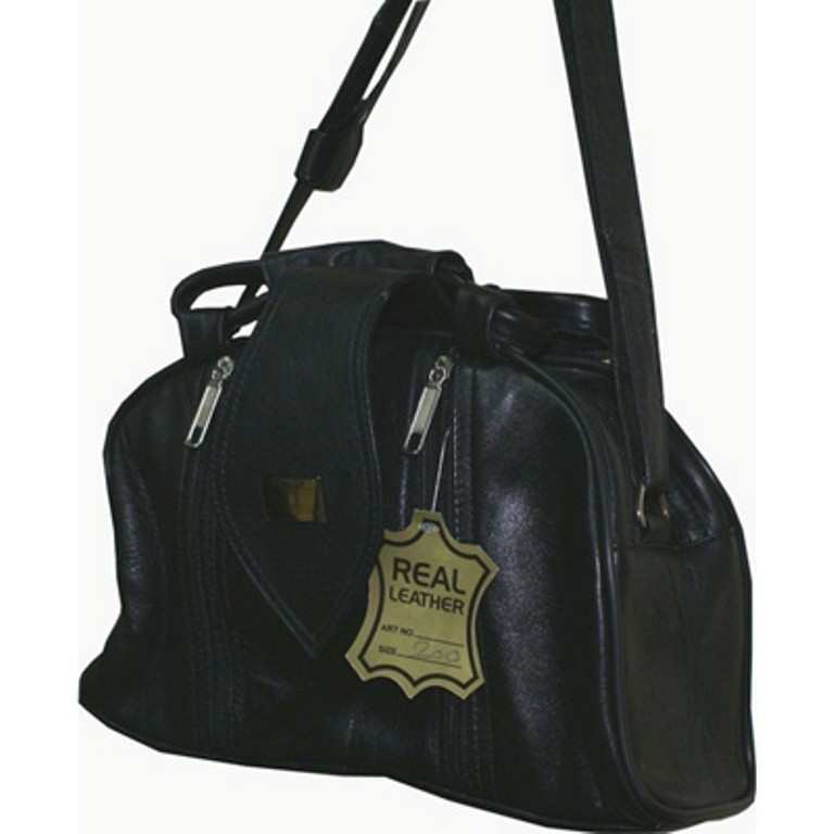 HMB-2105A FREE SHIPPING LEATHER SHOULDER BAG