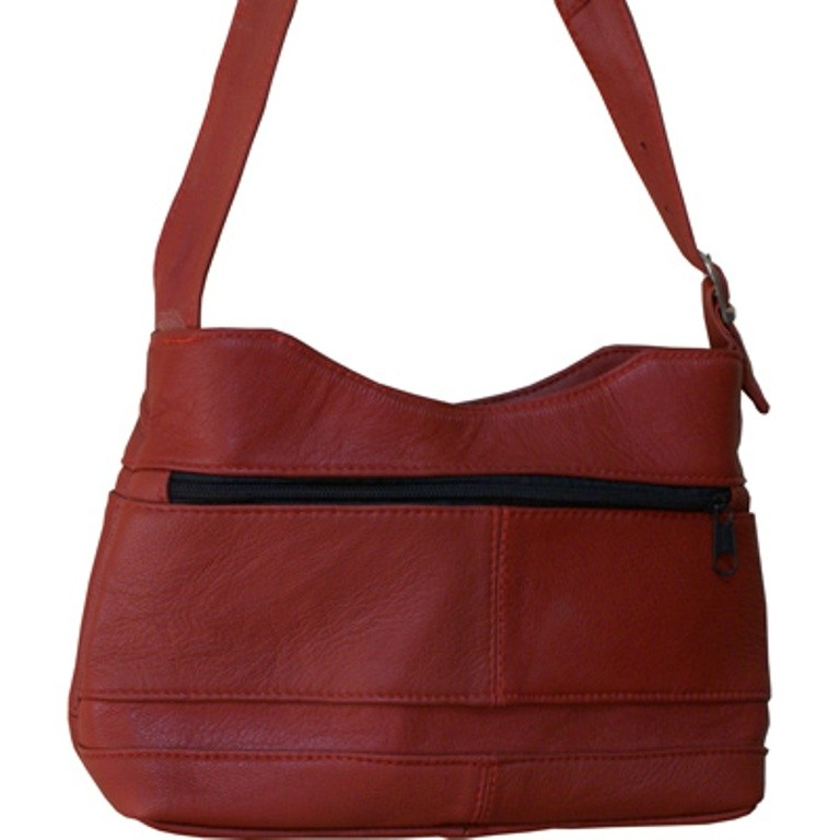 HMB-2106A FREE SHIPPING LEATHER SHOULDER BAG