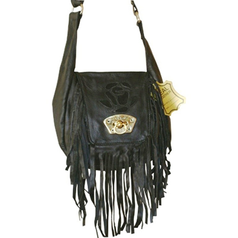 HMB-2107A FREE SHIPPING LEATHER SHOULDER BAG