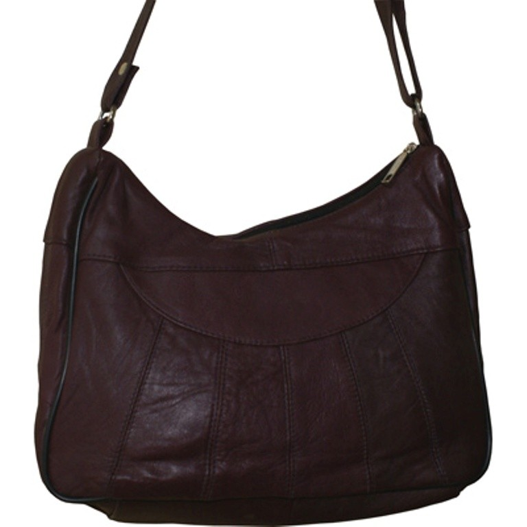 HMB-2108A FREE SHIPPING LEATHER SHOULDER BAG