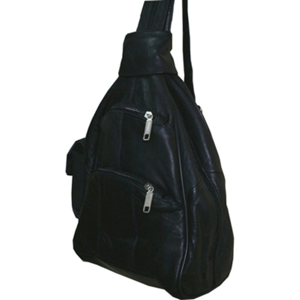 HMB-2111A FREE SHIPPING LEATHER SHOULDER BAG