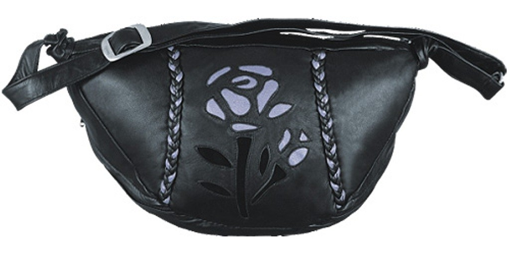 HMB-2301A FREE SHIPPING LEATHER SHOULDER BAG