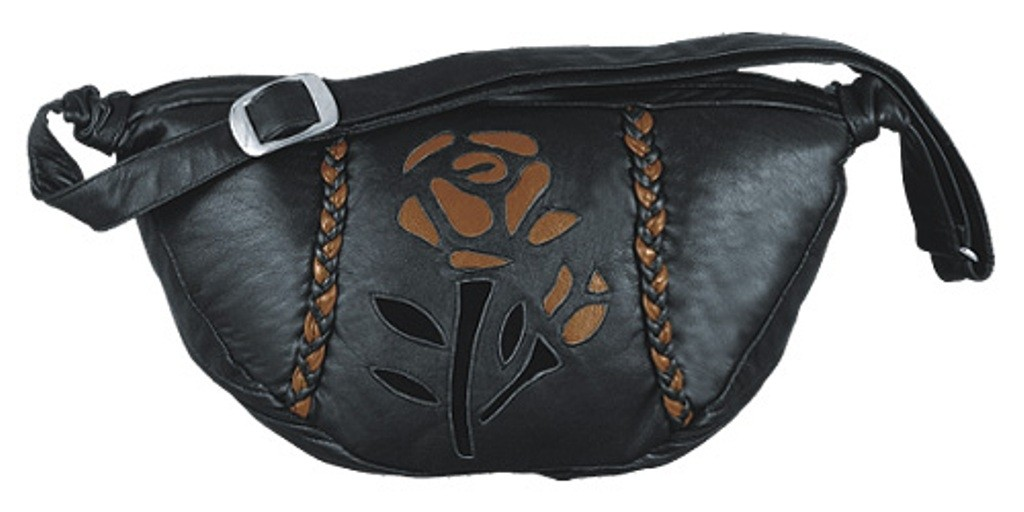 HMB-2301C FREE SHIPPING LEATHER SHOULDER BAG