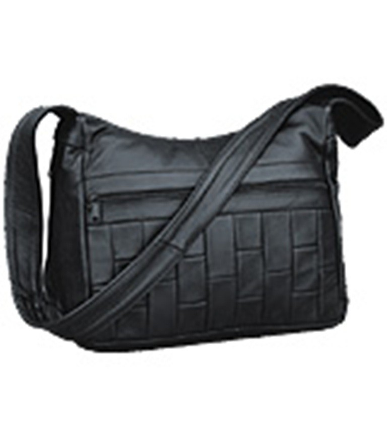 HMB-2510A FREE SHIPPING LEATHER SHOULDER BAG