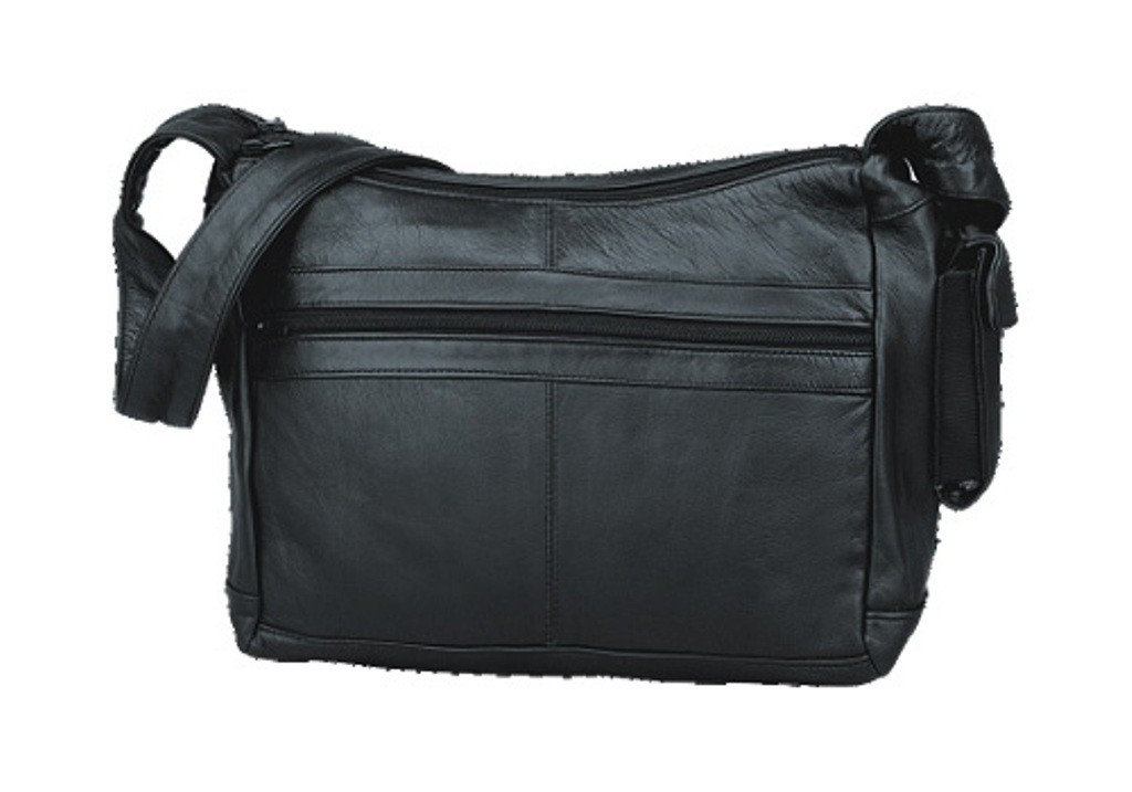 HMB-2513A FREE SHIPPING LEATHER SHOULDER BAG