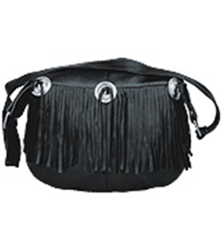 HMB-2514A FREE SHIPPING LEATHER SHOULDER BAG