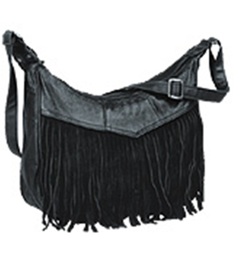 HMB-2516A FREE SHIPPING LEATHER SHOULDER BAG