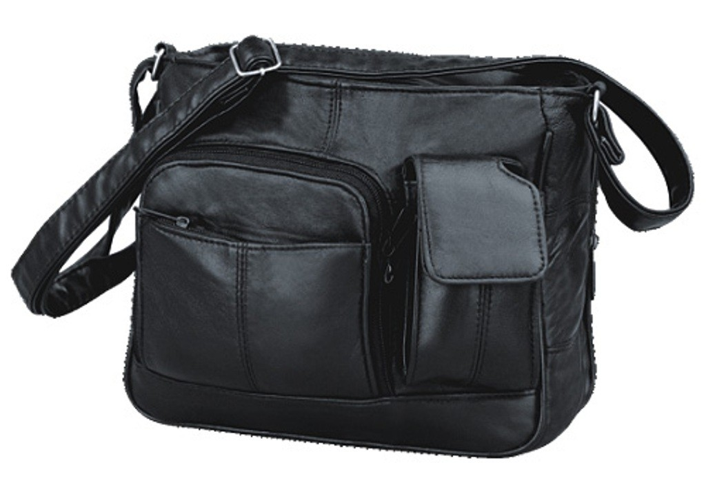 HMB-2517A FREE SHIPPING LEATHER SHOULDER BAG