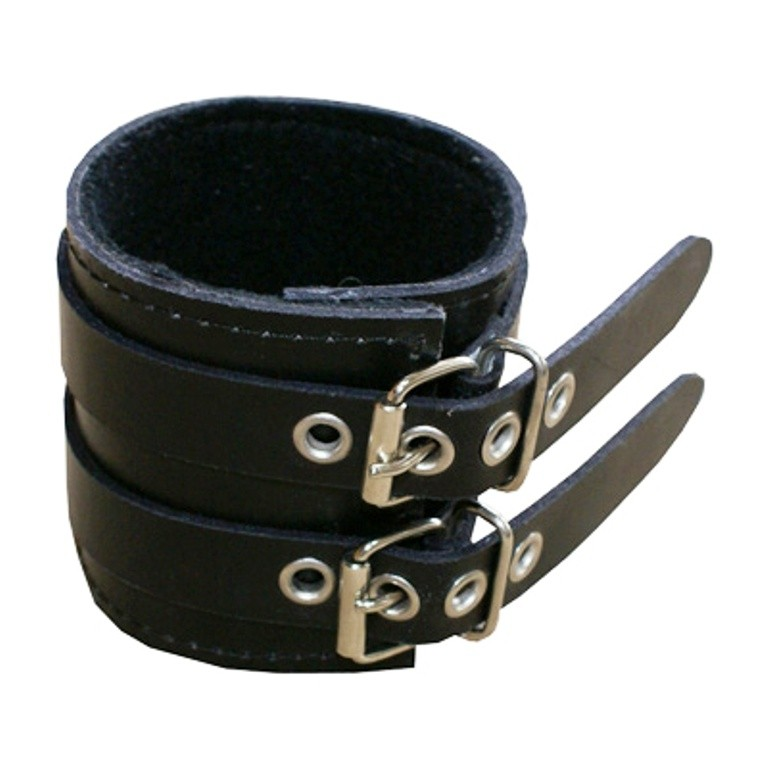 HMB-402A LEATHER CUFS BAND