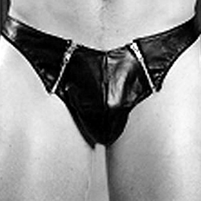 HMB-9008A LEATHER JOCKS