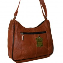 HMB-2108E FREE SHIPPING LEATHER SHOULDER BAG