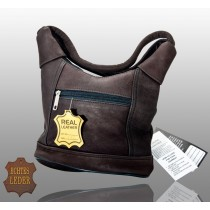 HMB-2114E FREE SHIPPING LEATHER SHOULDER BAG