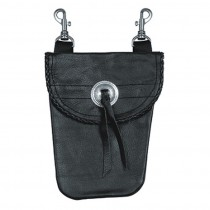 HMB-2506B FREE SHIPPING LEATHER SHOULDER BAG