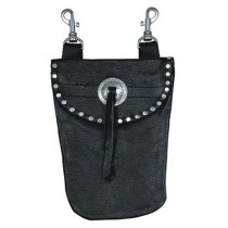 HMB-2506I FREE SHIPPING LEATHER SHOULDER BAG