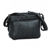 HMB-2515A FREE SHIPPING LEATHER SHOULDER BAG