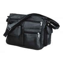 HMB-2518A FREE SHIPPING LEATHER SHOULDER BAG