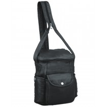 HMB-2532A FREE SHIPPING LEATHER SHOULDER BAG