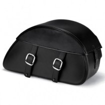 HMB-4115A FREE SHIPPING LEATHER MOTORCYCLE SADDLE BAG