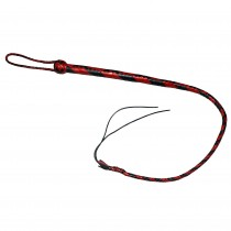 HMB-521G LEATHER BULLWHIP FLOGGER BULL WHIPS SPANKING TWO TAILS STYLE