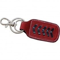 HMB-739A LEATHER KEYCHAINS