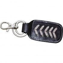 HMB-739B LEATHER KEYCHAINS