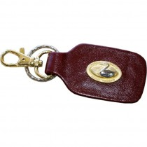 HMB-740A LEATHER KEYCHAINS