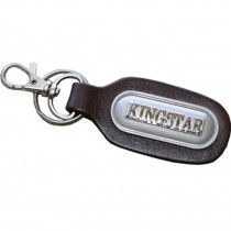 HMB-746D LEATHER KEYCHAINS