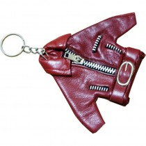 HMB-748A LEATHER KEYCHAINS