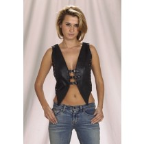 CW-244 LEATHER HALTER